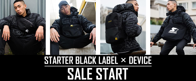 <STARTER BLACK LABER> Now SALE