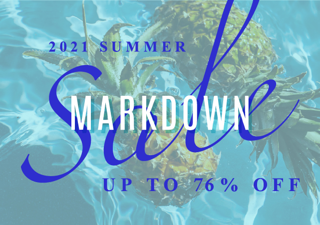 <<MAX 76%OFF>>2021 SUMMER SALE