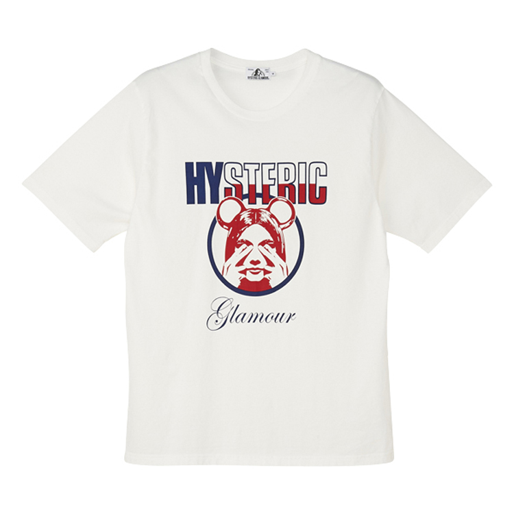 BE@RTEE × HYSTERIC GLAMOUR