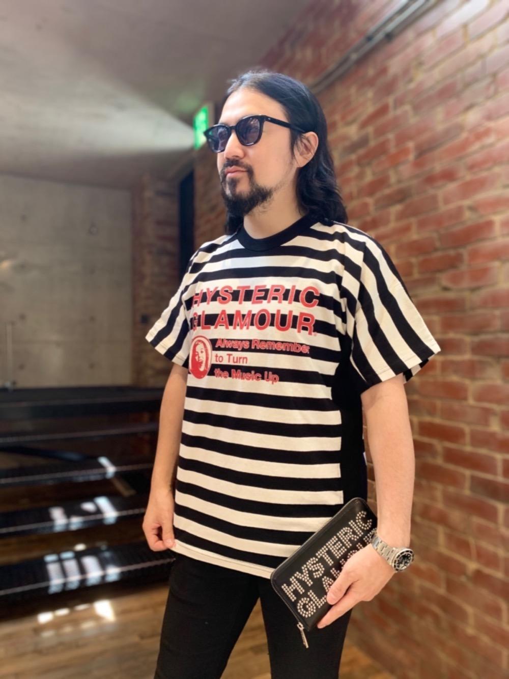 ヒステリックグラマーTシャツ