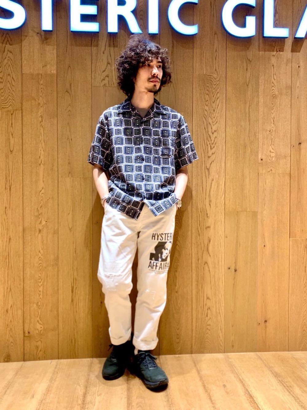 XXX半袖シャツ
