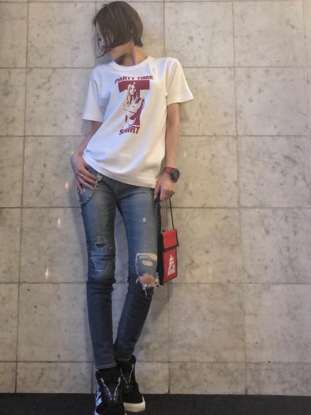新作メンズTシャツ