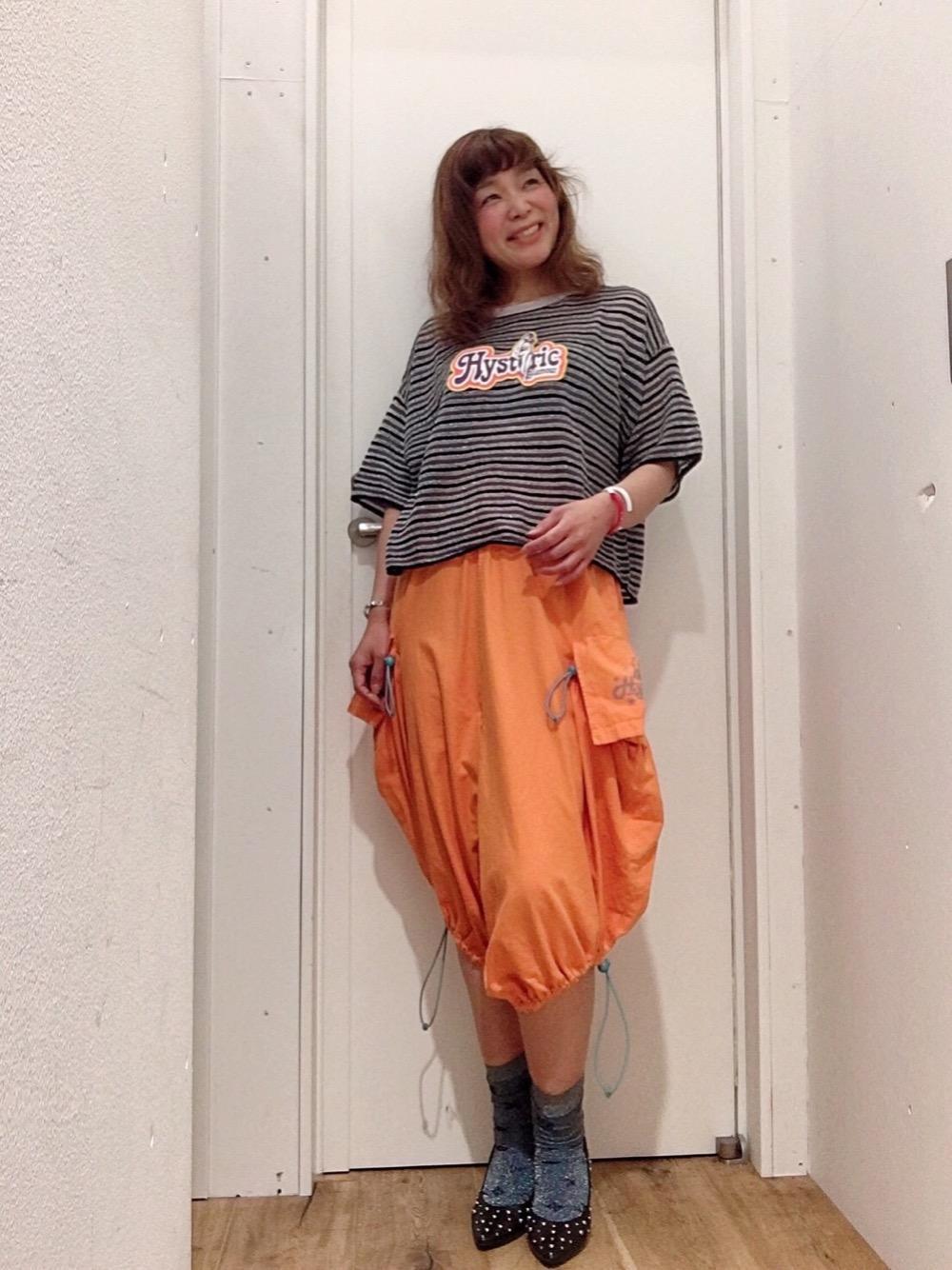 オレンジも可愛い^_^