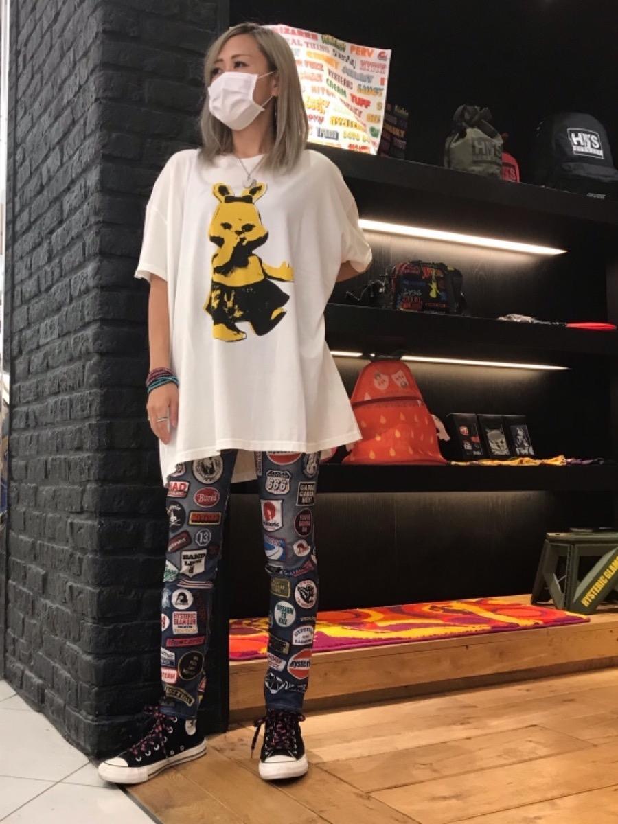 うさぎちゃんビッグTシャツ