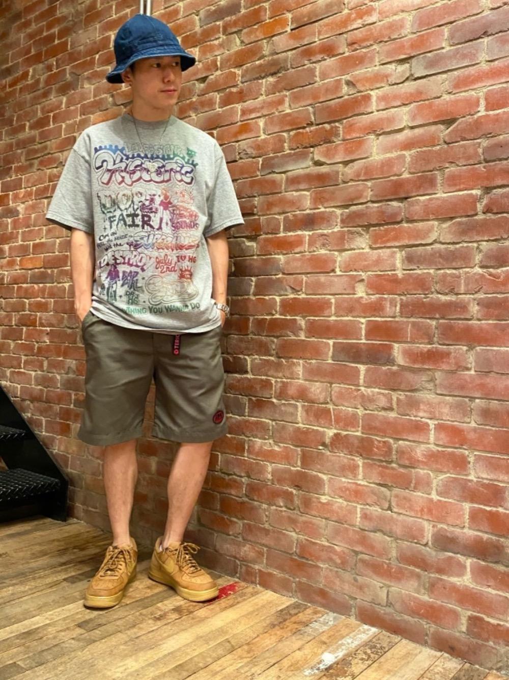 ヒステリックグラマー オーバーサイズTシャツ