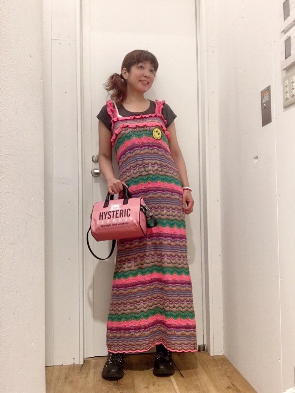 ピンク系も好き^_^