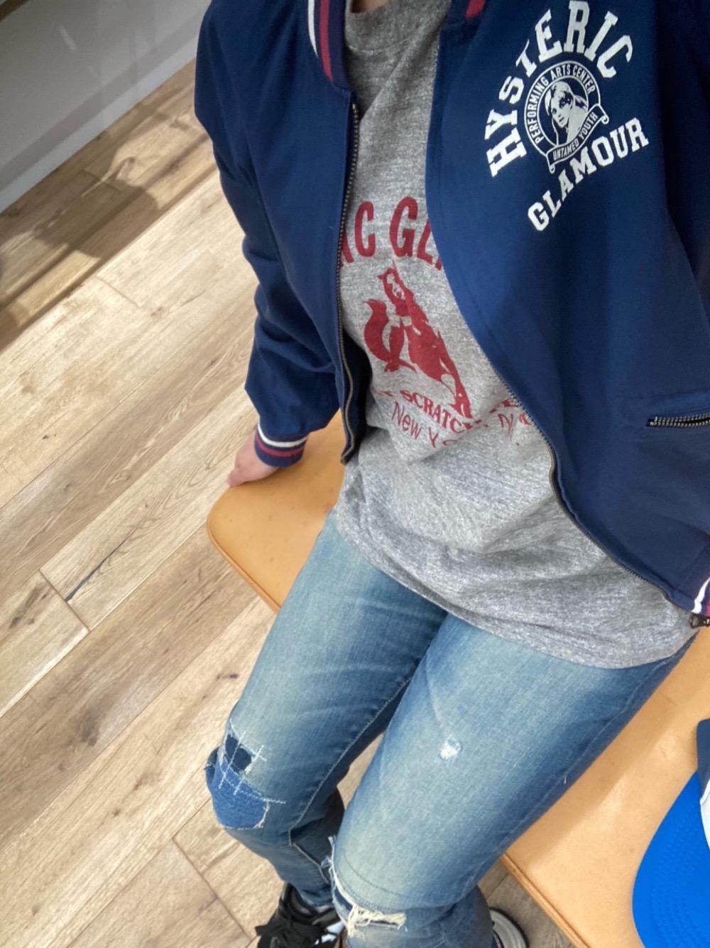 Tシャツスタイル