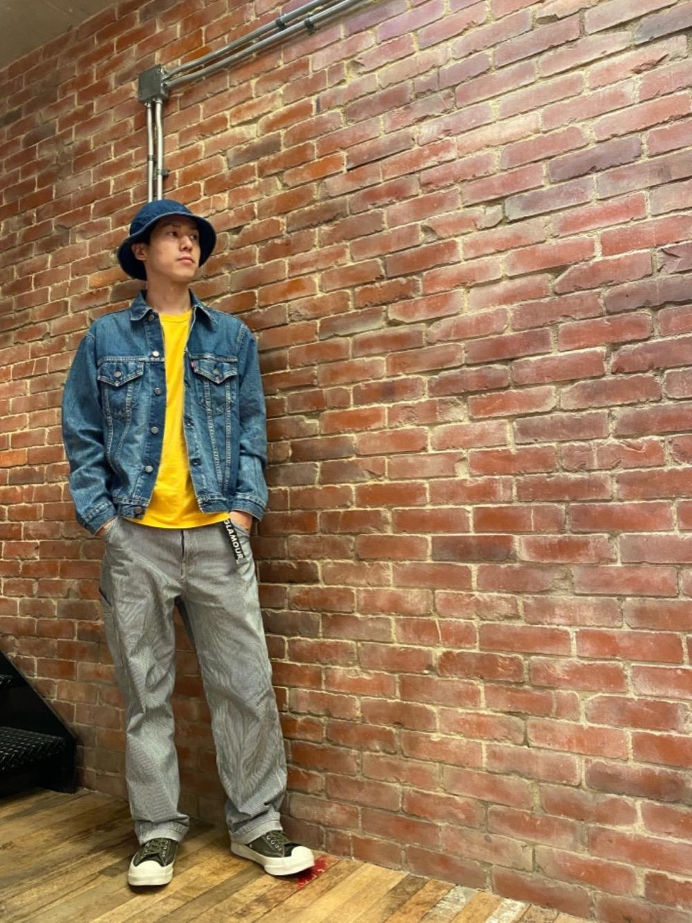 HYSTERIC GLAMOUR  Gジャン