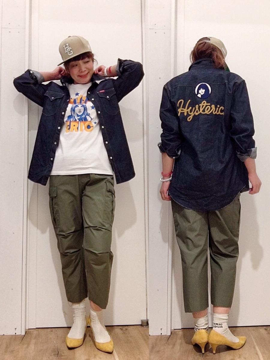 デニシャツ!!激カワ!!