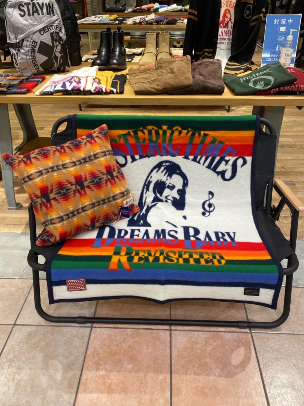 PENDLETON×hysteric glamour