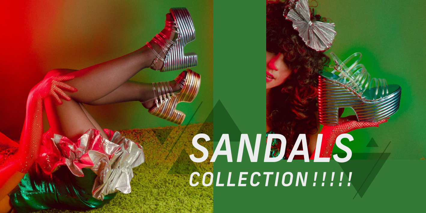 SANDALS COLLECTION!!!!