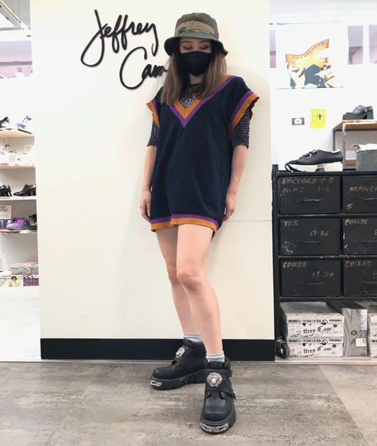 STAFF SNAP collection 2020AW