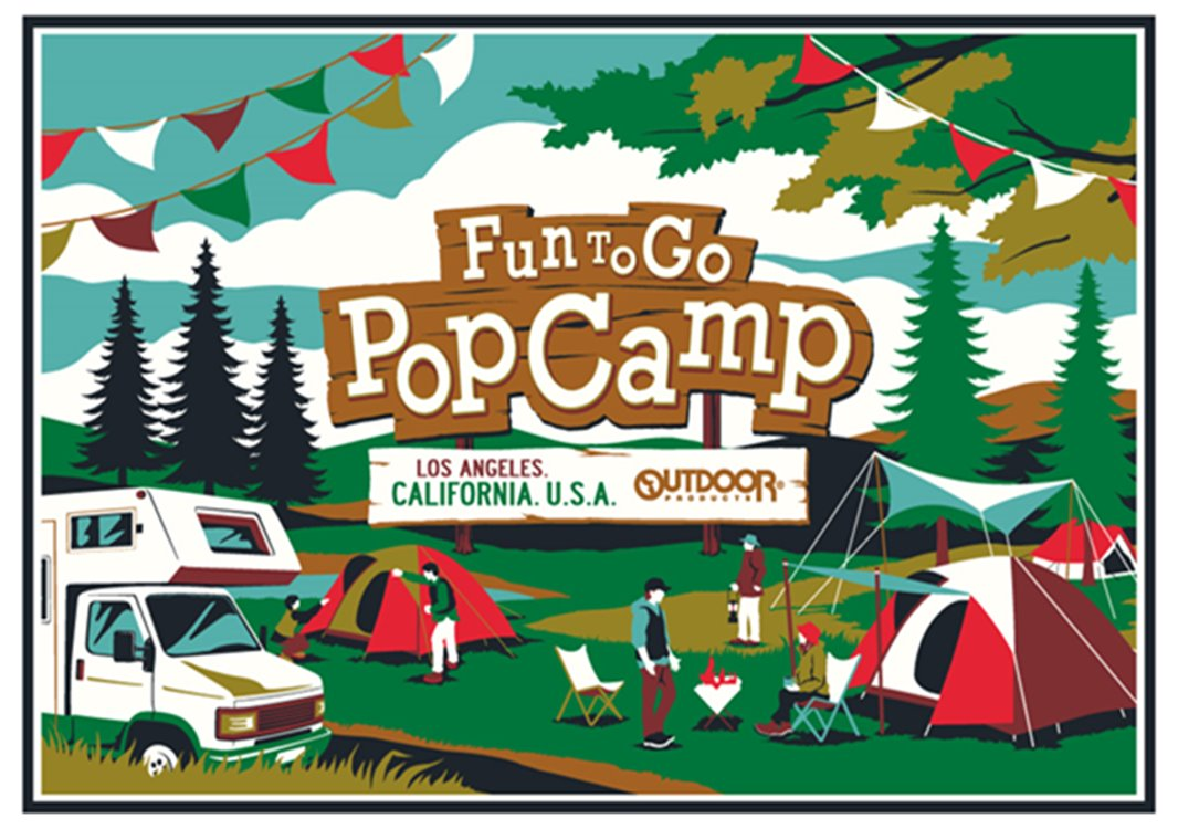 FUN TO GO POP CAMP
