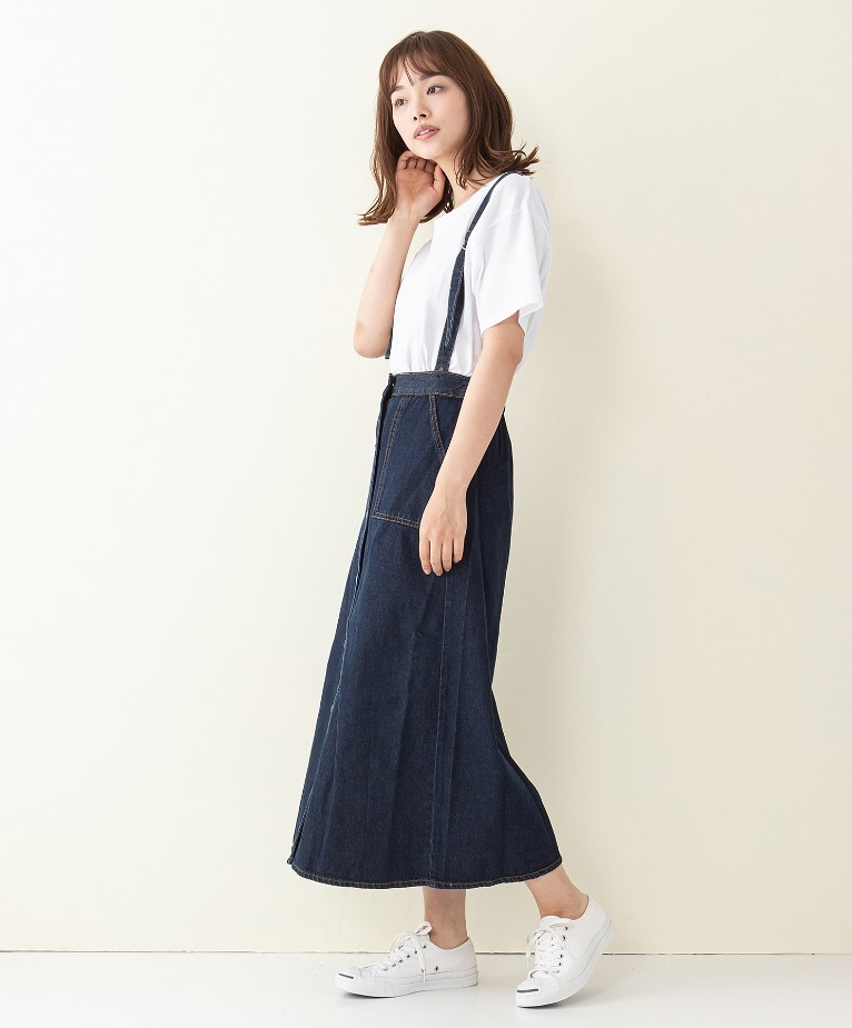 OUTDOOR PRODUCTS APPAREL 防シワポンチワンピース