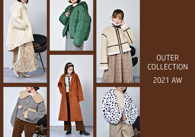 OUTER COLLECTION 2021AW