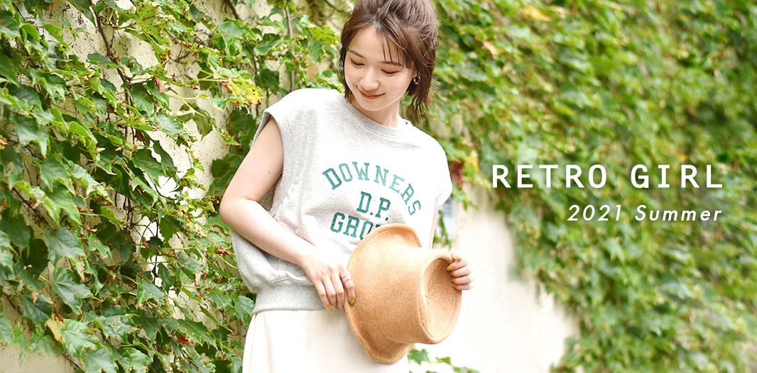 RETRO GIRL S/S商品が続々入荷中♪