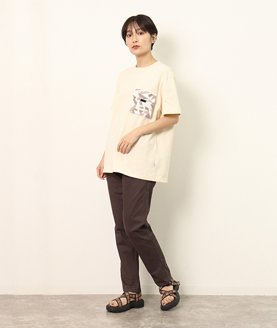 BTS着用モデル 【FILA】Tシャツ着てみました♪その3