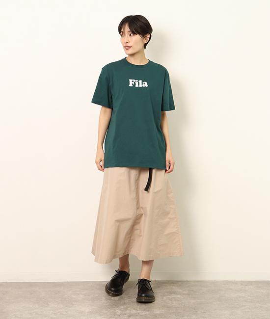 BTS着用モデル 【FILA】Tシャツ着てみました♪その2