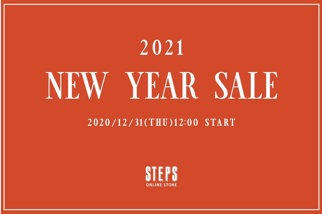 NEW YEAR SALE START!! 2020/12/31 12:00~