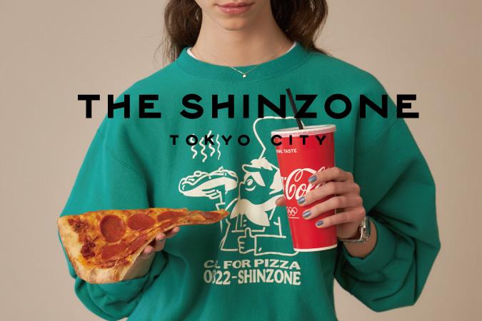 【予約販売開始!!】THE SHINZONE/PIZZA SERIES