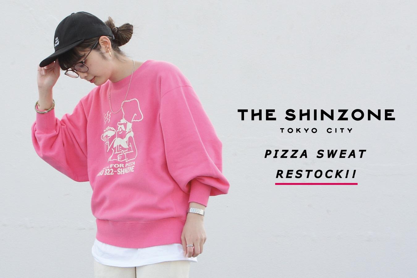 THE SHINZONE/PIZZZA SWEAT RESTOCK!!!!🍕