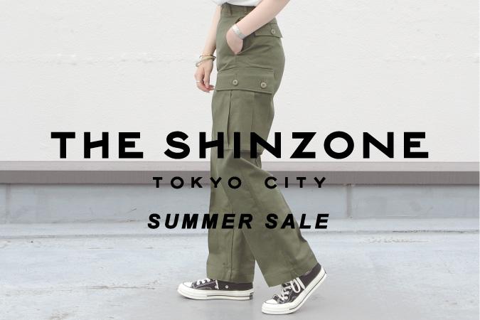 【SUMMER SALE】THE SHINZONE特集!