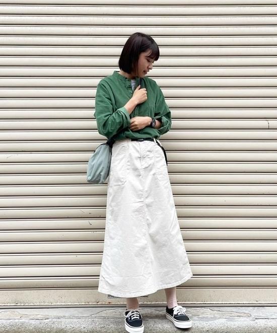 green×アウトドア