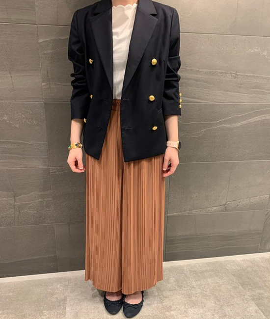 【Emma Taylor】ダブルショートジャケット