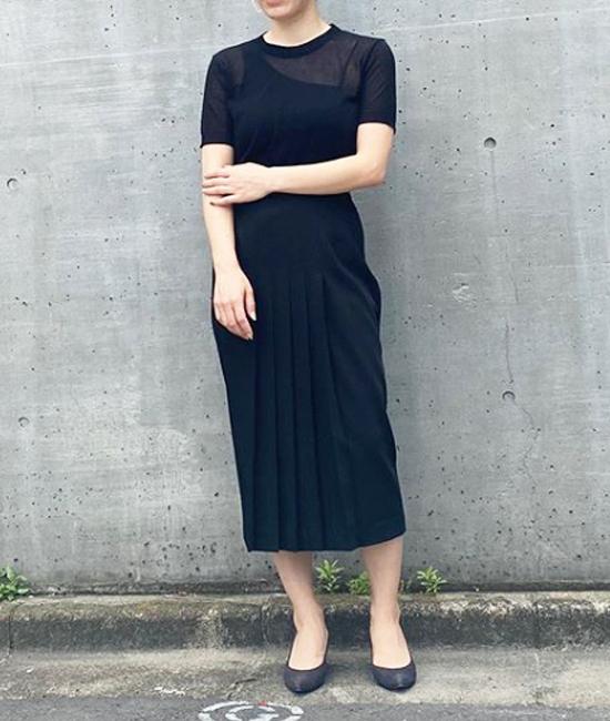 【Emma Taylor】イージーケアセットアップスカート