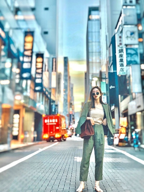 【Emma Taylor】ヴィンテージサテンジャケット