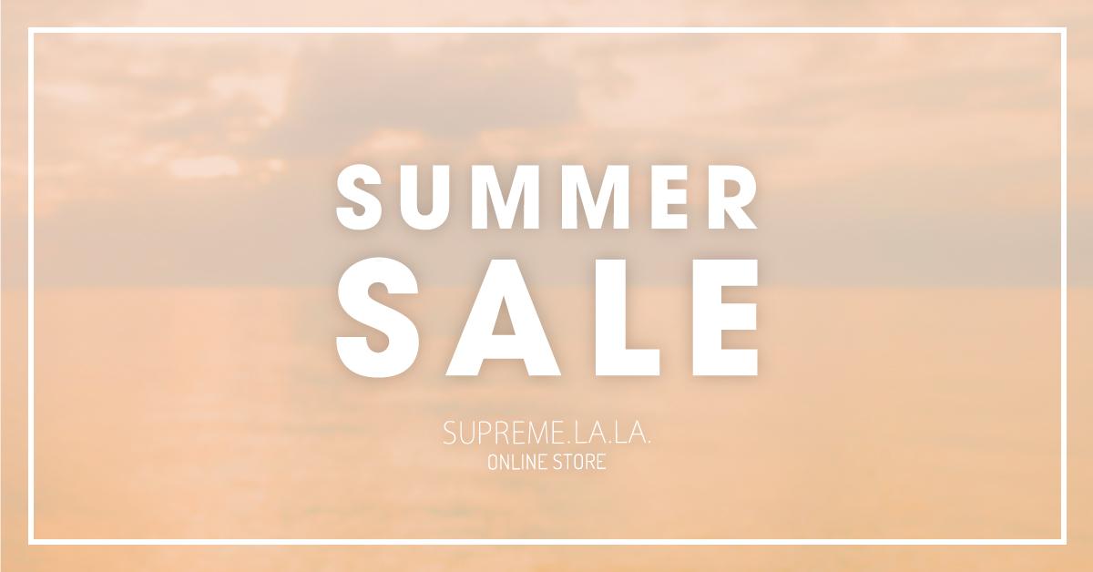 SUMMER SALE!!!
