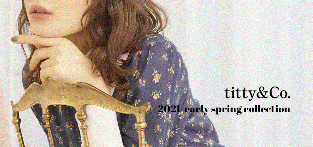 2021 early spring collection