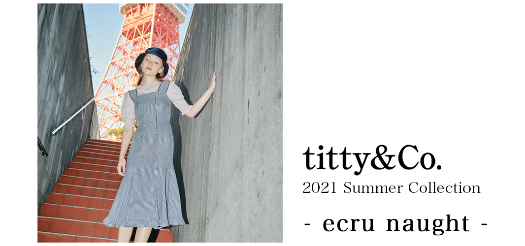 2021 Summer Collection LOOK BOOK