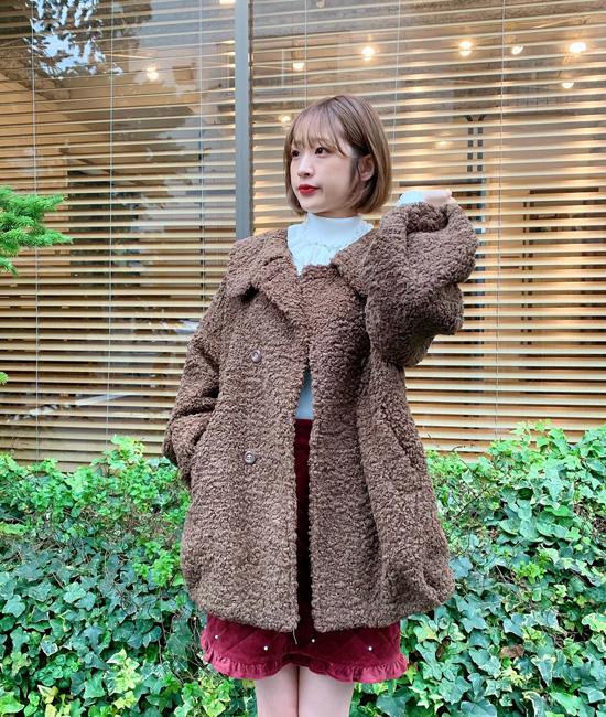 ⛄軽くて暖かいコートを着て寒い冬をお洒落に過ごそう⛄
